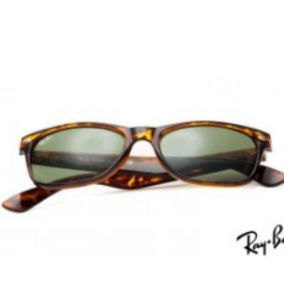 a3dd5b1ff0 Accessories | Ray Ban Rb2132 Wayfarer Classic Tortoise | Poshmark